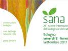 SANA 2017 – Appuntamento a Bologna