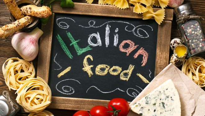 Food Made in Italy, la carta vincente
