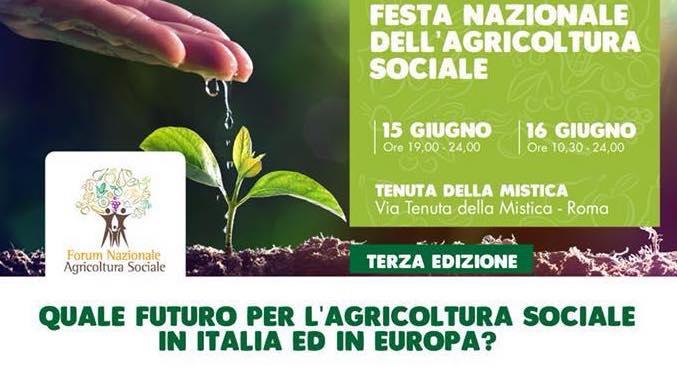 Forum Agricoltura Sociale, scelta di valori
