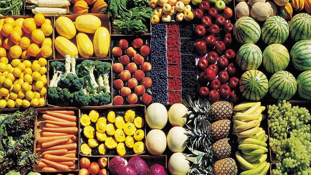 Frutta e verdura, consumi/record