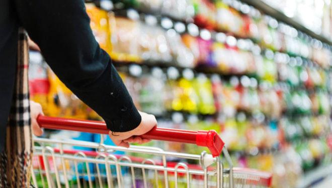 """Consumi alimentari, """"Italia spaccata"""""""