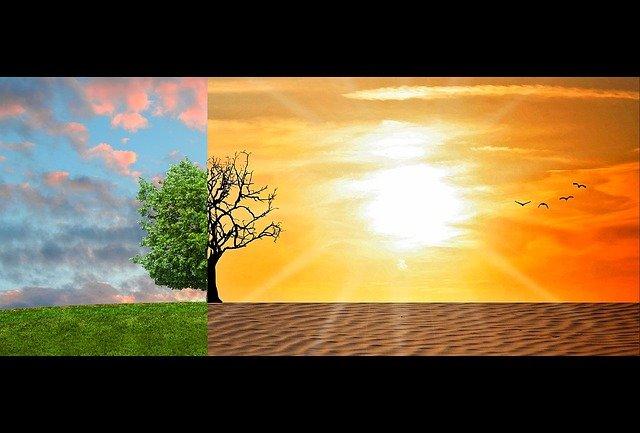 minaccia per l'economia sono i cambiamenti climatici