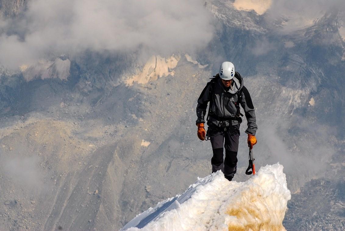 alpinismo a impatto zero