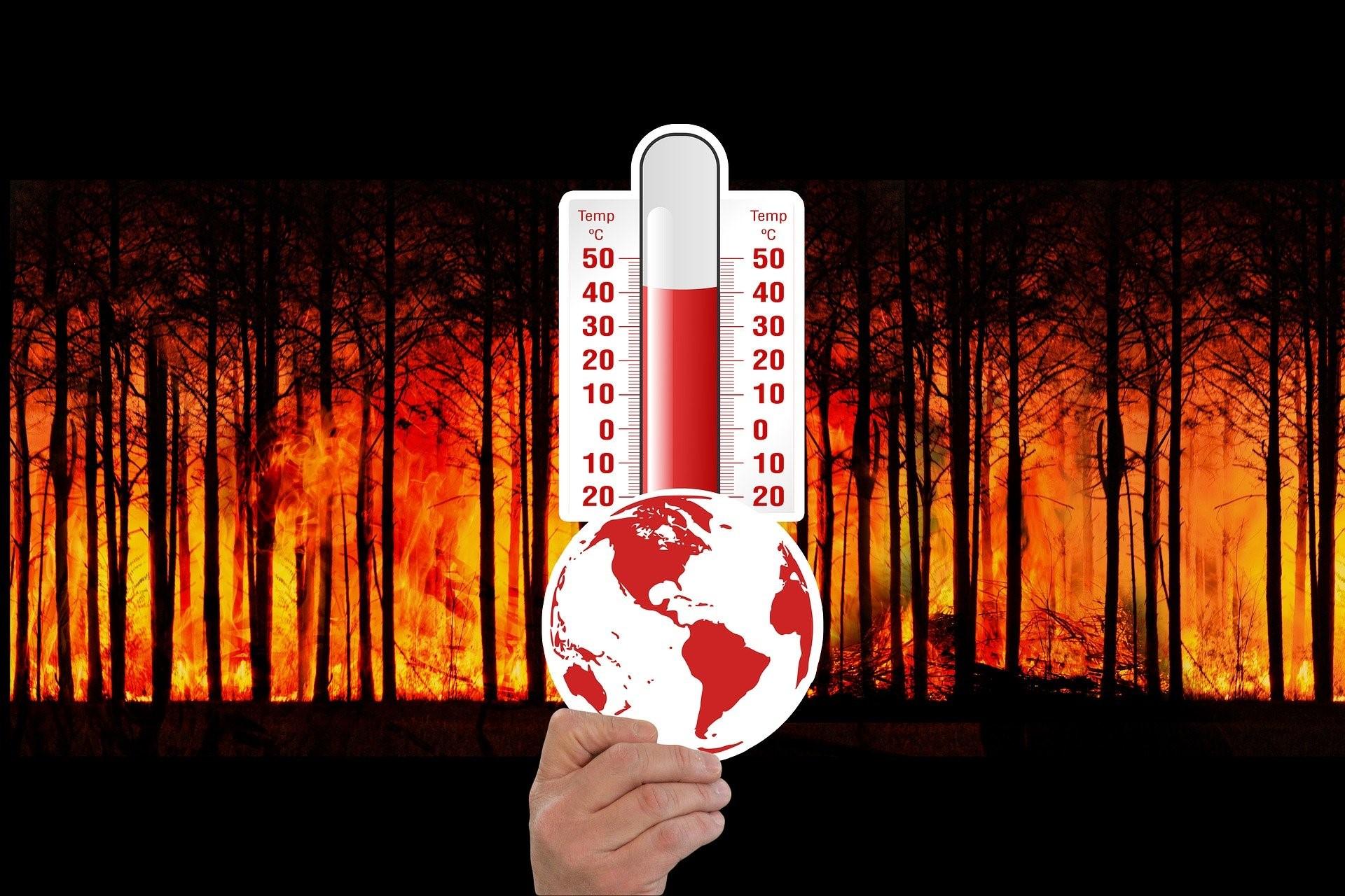 soglia limite del riscaldamento globale