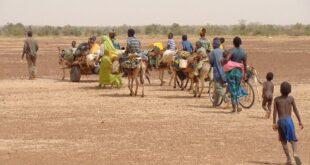 fame nel mondo cambiamenti climatici