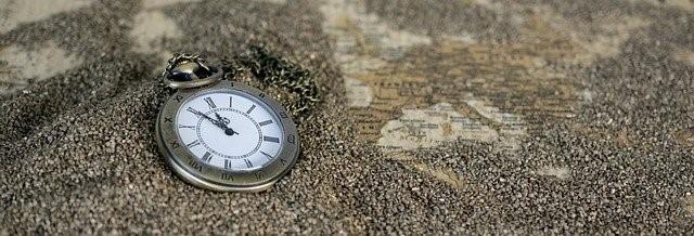la sabbia sta finendo