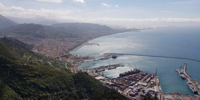 mare più pulito a Salerno
