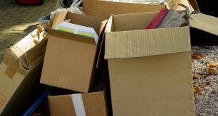 record del riciclo di imballaggi