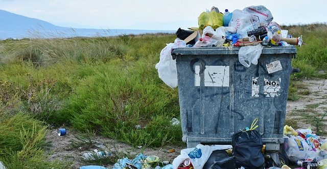 parchi rifiuti