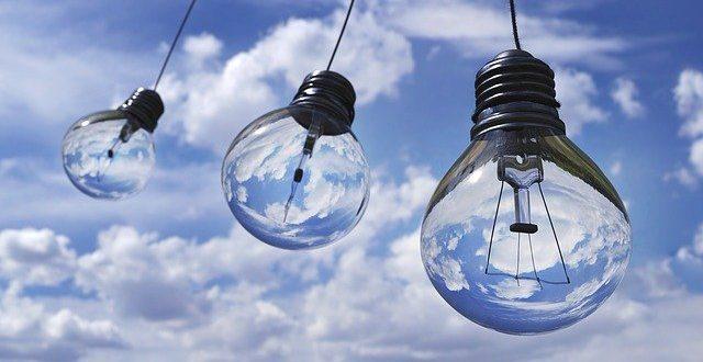 nuove etichette lampadine