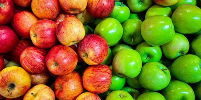 Scarti di mele piemontesi